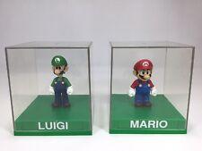"Nintendo Super Mario & Luigi Figures 3.5"" 2010 Condition Excellent"