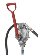 Double Diaphragm Hand Fuel Transfer Pump | Fuel Safe UK