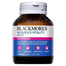Blackmores Womens Vitality Multi 60 Tablets