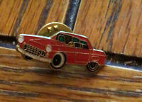 Classic Vintage Ford Thunderbird Enamel Lapel Hat Vest Pin Tie Tack