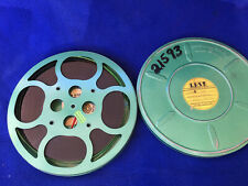 16mm FILM movie EDUCATIONAL reel SIDEHORSE & VAULTING side horse GYMNASTICS