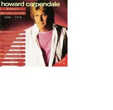 Howard Carpendale - Single Hit Collection 1968-1978 ELECTROLA CD 1992 OVP