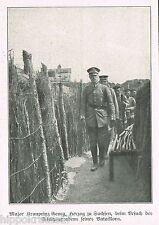 Major Kronprinz Georg Herzog zu Sachsen 1917 WW1 (21)