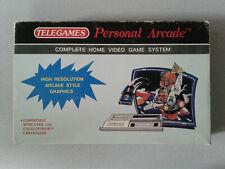 Vintage Telegames Personal Arcade BOX ONLY (Colecovision, Sega SG-1000 clone)