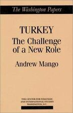 Turkey: The Challenge of a New Role-ExLibrary
