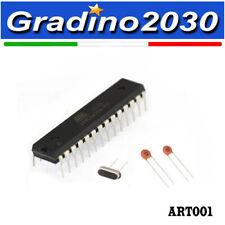 Atmel ATmega328P-PU AVR Microcontrollore con Bootloader + Quarzo e Ceramici