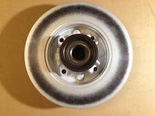 Two New Genuine Citroen C4 2011+ Rear Brake Discs Wheel Bearings And Hubs 424966