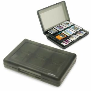 Smoke 24-in-1 Game Card Case Holder Cartridge Box for Nintendo 3DS