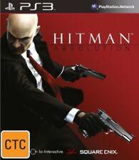 Hitman Absolution Playstation 3 PS3