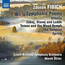 Fibich - Orch L Works 3 [New CD]