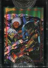 WIZARD PRESS JIM LEE'S STORMWATCH STORE OWNER INCENTIVE PROMO CARD-NEW