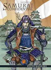 SAMURAI CONFIDENTIAL MANGA GRAPHIC NOVEL HARDCOVER ART COFFE TABLE BOOK