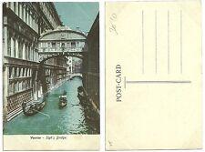 Venezia - Sigh's Bridge - Animata con gondole