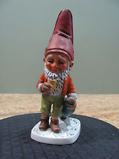 Goebel Gnome Co-Boy Well  #509 TMK 4 Fritz The Happy Boozer 1970, USC#161