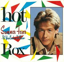 "Hot Rox - Summer Fever Put Your Emotions in Motion/instrumental 7 "" Single C825"