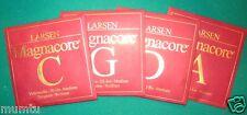Larsen magnacore, kompleter frase C-G-D-a, la super-cuerda F. 4/4 - violonchelo,