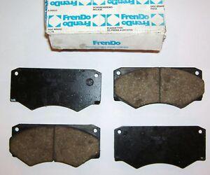MERCEDES 207-208-407-408/ PASTIGLIE FRENO/ BRAKE PADS