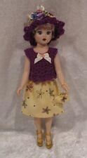 COQUETTE CISSY Jacqui Madame Alexander Doll Clothes #03 Top Hat Skirt Purse