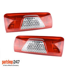 FOR FORD TRANSIT CONNECT 09-13 REAR TAIL LIGHT LAMPS LEFT N/S & RIGHT O/S PAIR