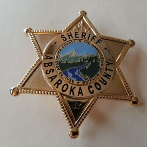 Replica Walt Longmire Absaroka County Wyoming Movie Prop