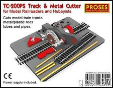 "All - Proses - TC-200PS Track & Rod Cutting Tool ""See Video"" w/ Power Supply"