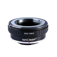 M42-M4/3 Adapter for M42 Screw Mount Lens to Micro 4/3 for Panasonic Olympus GF1