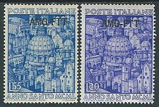 1950 TRIESTE A ANNO SANTO MH * - P18-9