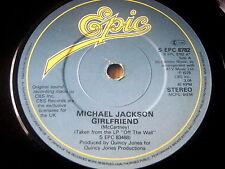 "Michael Jackson-petite amie 7"" vinyle"