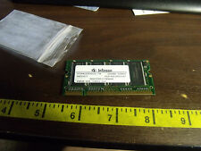 infineon pc2100s-2033-0-a1 256md ddr 133mhz cl2