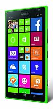 Nokia Lumia 1520 16GB Green Unlocked At&t Windows Smartphone GSM 4GLTE GSM