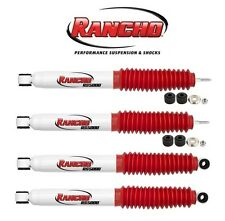Rancho 2 Front & 2 Rear Shock Absorbers KIT For Ford F250 F350 With 0″ Lift 4WD