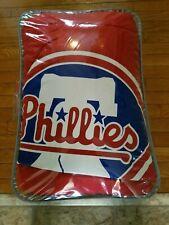 Sports Coverage Philadelphia Phillies MLB Comforter Queen/Full 86 x 86