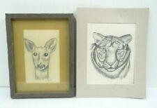 Zeichnungen mit Tier-Thema