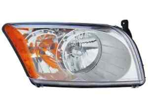 New Dodge Caliber 2007 2008 2009 2010 2011 2012 right passenger headlight light