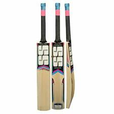 Ss Kashmir Willow Leather Ball Cricket Bat, Exclusive Cricket Bat for Adult Size