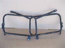 BMW Airhead R60 R75 R90 R100 Reynolds Black Luggage Case Saddlebag Racks - B