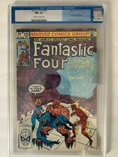 FANTASTIC FOUR #255 CGC 9.6  MARVEL COMICS  OFF WHITE/WHITE PAGES 1983