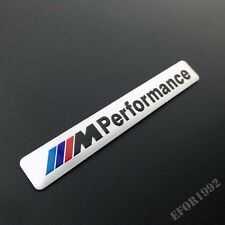 M Performance Car Logo Badge Interior Decal Sticker Emblem For BMW M2 6 X3 5 Z4