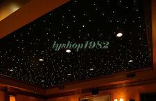 DIY starlight chandelier fiber optic light kit led light source+300pcsx3mx0.75mm