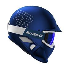 Ruroc - RG1-DX - Color: Metálico Azul - Tamaño: M/L (57-59cm) - Season: 19/20