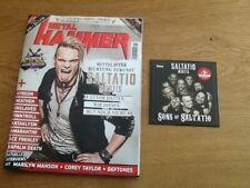 METAL HAMMER: Oktober 2020 mit Poster und CD