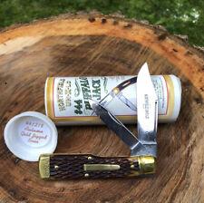 Great Eastern Cutlery #44 Buffalo Jack Northfield MIT Pocket Knife
