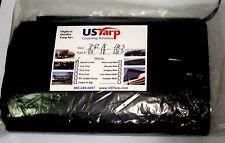 "Dump Truck Flip Tarp, Asphalt Lumite, 7'6"" x 18' w/mount spline. Quality USTarp!"