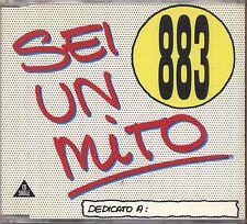 883 - Sei un mito - CD SINGLE USATO OTTIME CONDIZIONI 6 TRACKS