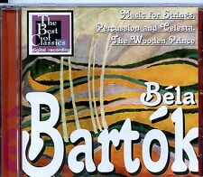 Bartok - Music for Strings, The Wooden Prince - Antal Dorati (CD)