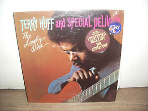 Terry Huff And Special Delivery - The Lonely One 1976 US LP SOUL