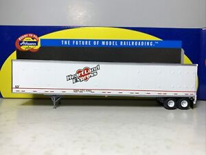 Athearn   53' Trailer   Heartland Express  #8509    HO Scale