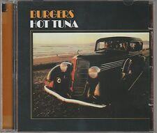 HOT Tuna-Burgers, CD