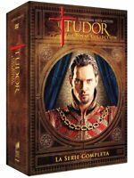 I Tudor - Scandali A Corte - La Serie Completa - Cofanetto 12 Dvd - Nuovo