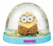 MINIONS MOVIE BOB GLITTER SNOW GLOBE BRAND NEW GREAT GIFT